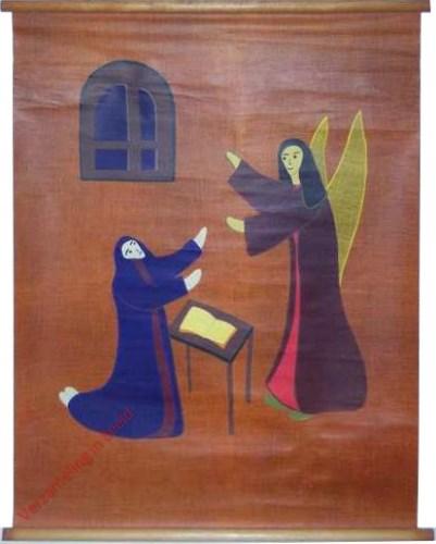 I-1 - De Engel Gabri�l brengt Maria de blijde boodschap